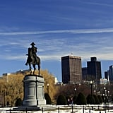 Massachusetts: Boston