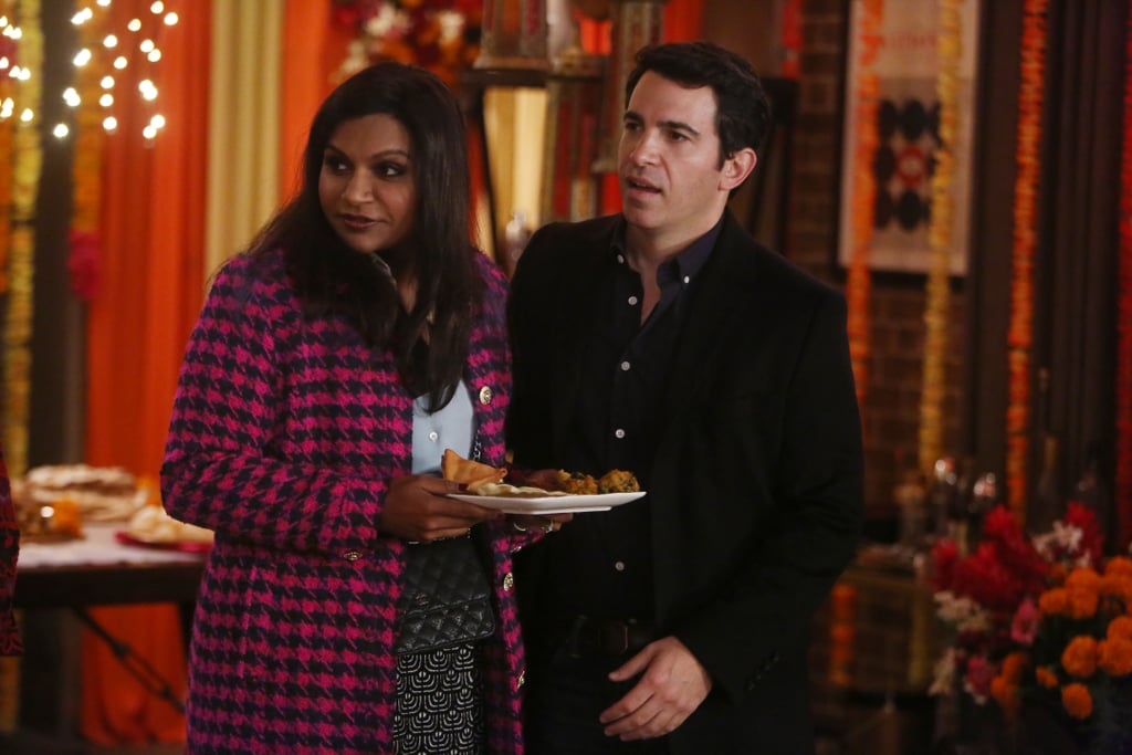The Mindy Project Coats on Gilt