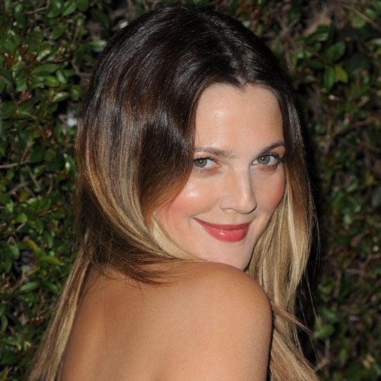 Get Drew Barrymore's Latest Makeup Look 2011-01-07 03:05:58