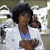 Jerrika Hinton on Grey's Anatomy