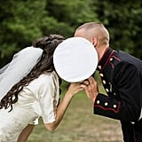 A Memorable Military Wedding