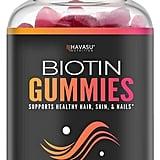 Havasu Nutrition High Potency Biotin Gummies