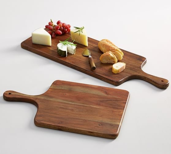 Chateau Collection Acacia Wood Cheese Boards
