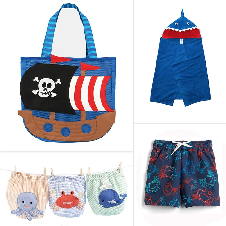 Boys Beach Basics For Your Summer Vacation
