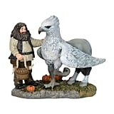 Hagrid and a Hippogriff
