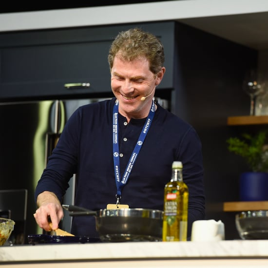 Bobby Flay Surprises Turkey-Lover on Today Show