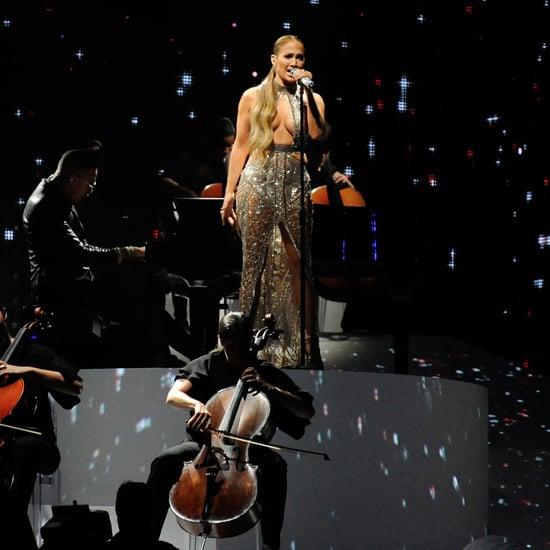 Jennifer Lopez Mirate Performance Latin Billboards