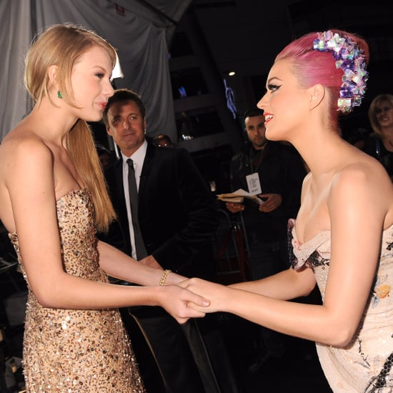 Katy Perry Apologises to Taylor Swift June 2017