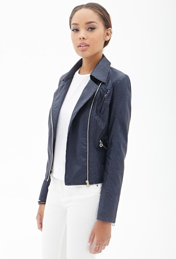 An It Girl-Approved Jacket to Give Your Outfit Some Edge