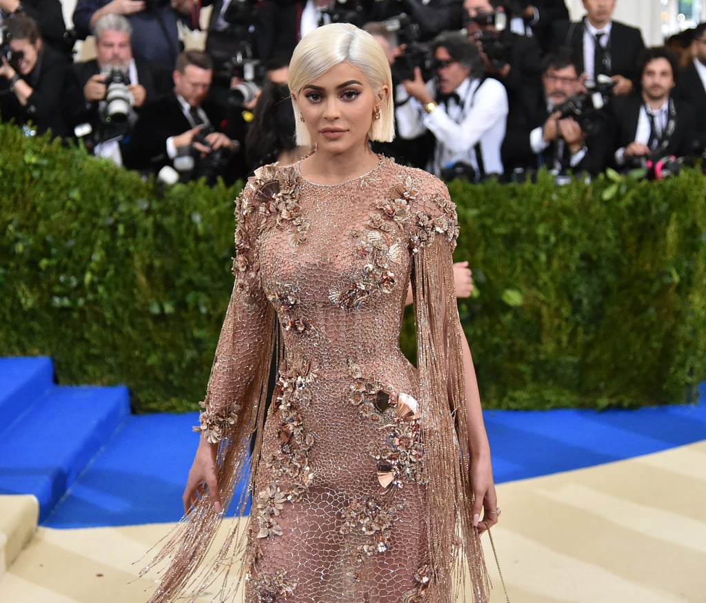 21 Celebrities Who Have Embraced the Naked Dress Trend