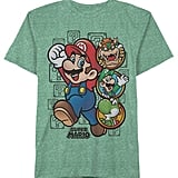 Nintendo Super Mario Graphic T-Shirt