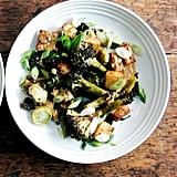 Crispy Tofu and Broccoli With Sesame-Peanut Pesto