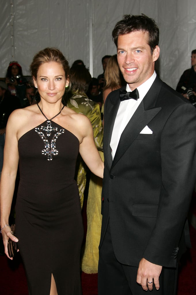 Harry Connick Jr And Jill Goodacre Celebrity Couples At The 2007