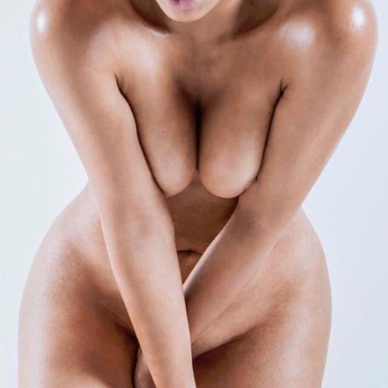 Kim Kardashian Nude Pictures 2018