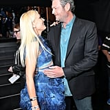 Let's Take a Minute to Appreciate How in Love Gwen Stefani and Blake Shelton Look