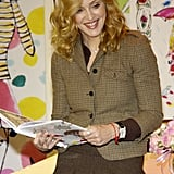 Strawberry Blond Curls in 2003