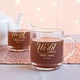 Personalized Glass Mugs