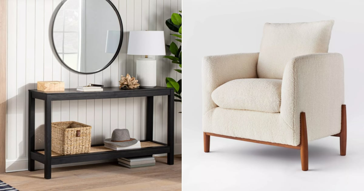 Target Has So Much Great Furniture Right Now, and These Are Our 30 Favorite Finds