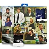 The Office 12 Days Of Socks Advent Calendar Set