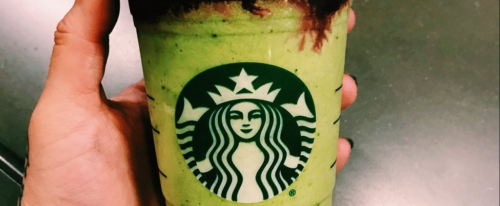 Calories in Starbucks Zombie Frappuccino
