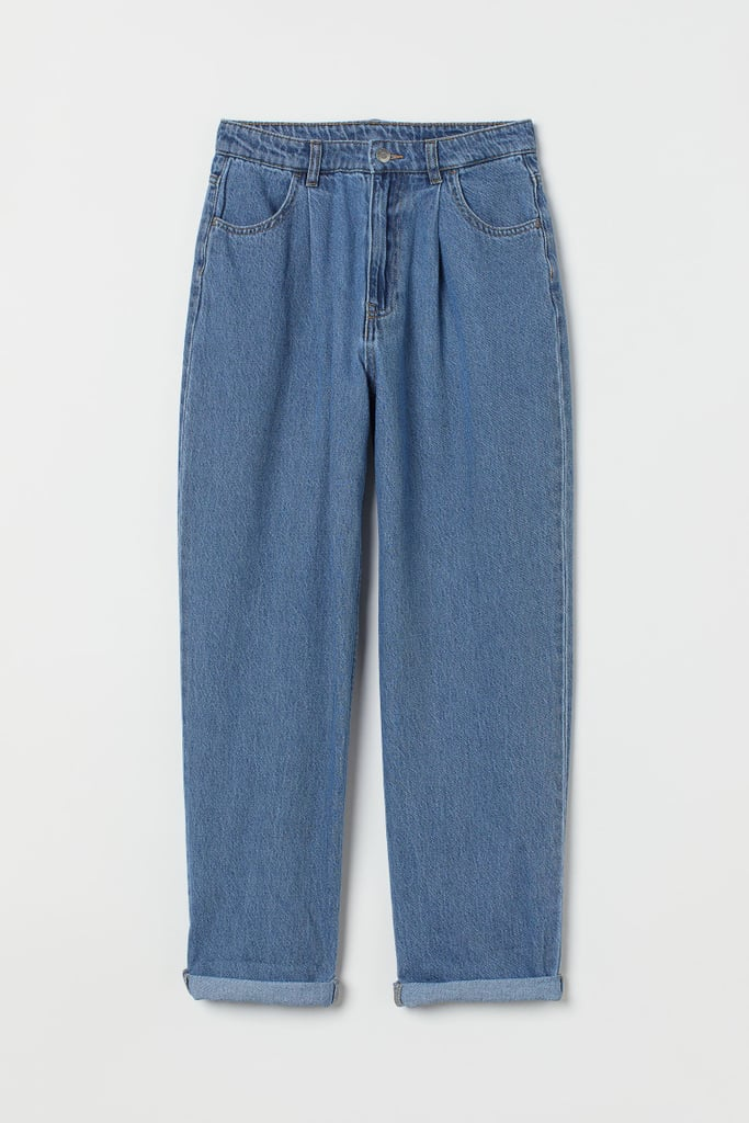 Loose High Waist Jeans