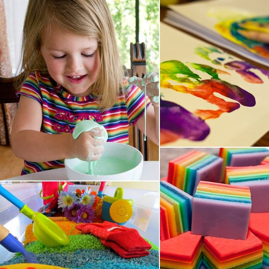 Sensory Activities For Toddlers Popsugar Moms