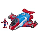 Super Hero Adventures Playskool Heroes