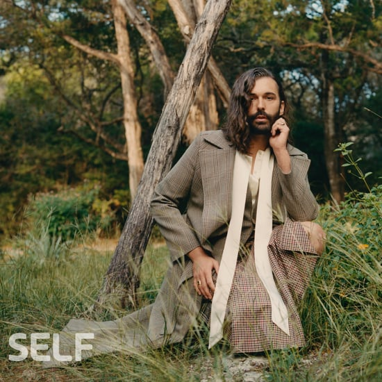 Jonathan Van Ness's Self Interview About HIV Diagnosis