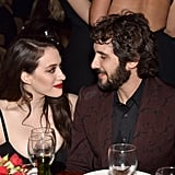 Pictured: Josh Groban and Kat Dennings