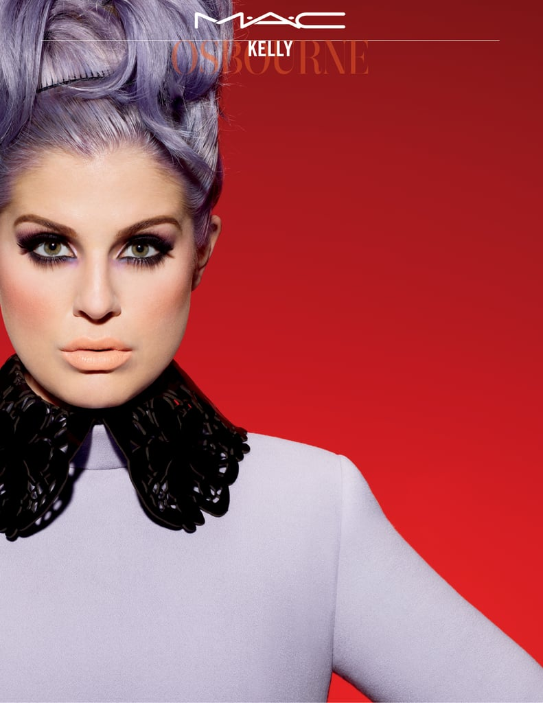 Kelly Osbourne For MAC