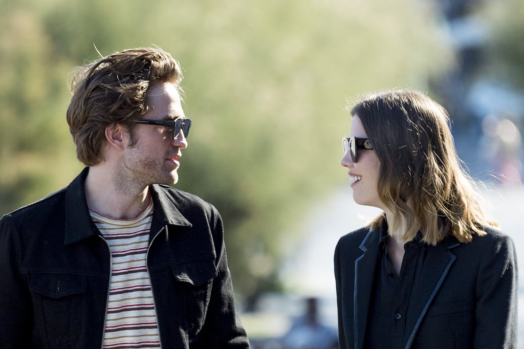 Robert Pattinson, Mia Goth at San Sebastian Film Festival