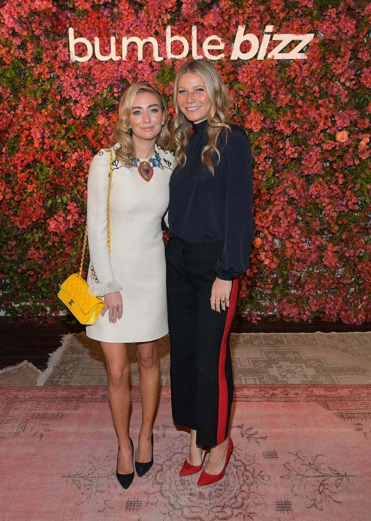 She Posed With Bumble's Founder Whitney Wolfe