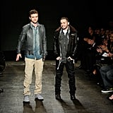 Photos from William Rast Show