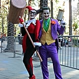 Harley Quinn and The Joker — Batman