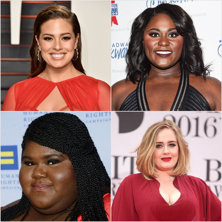 Quotes About Body Image From Plus-Size Celebrities
