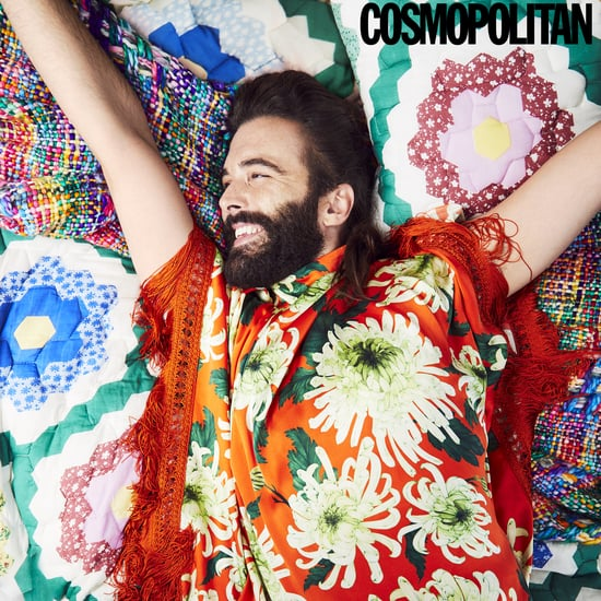 Jonathan Van Ness Cosmopolitan UK Cover January 2020