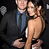 Pictured: Bryan Greenberg and Jamie Chung