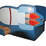 Colorado Furniture Rocket-Ship Bed