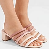 Mansur Gavriel Color-Block Sandals