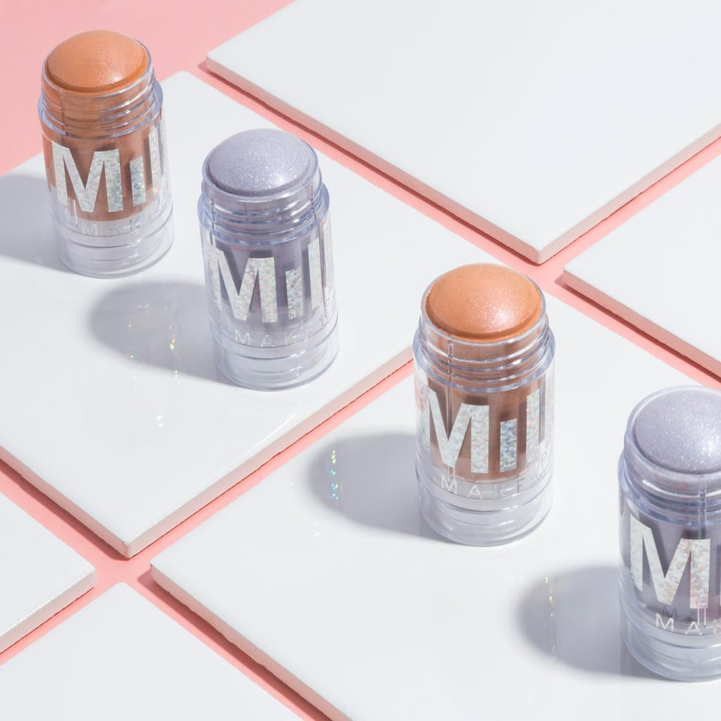 Milk Makeup Is Launching 2 New Glitter Sticks That Are Like a Party For Your Cheekbones