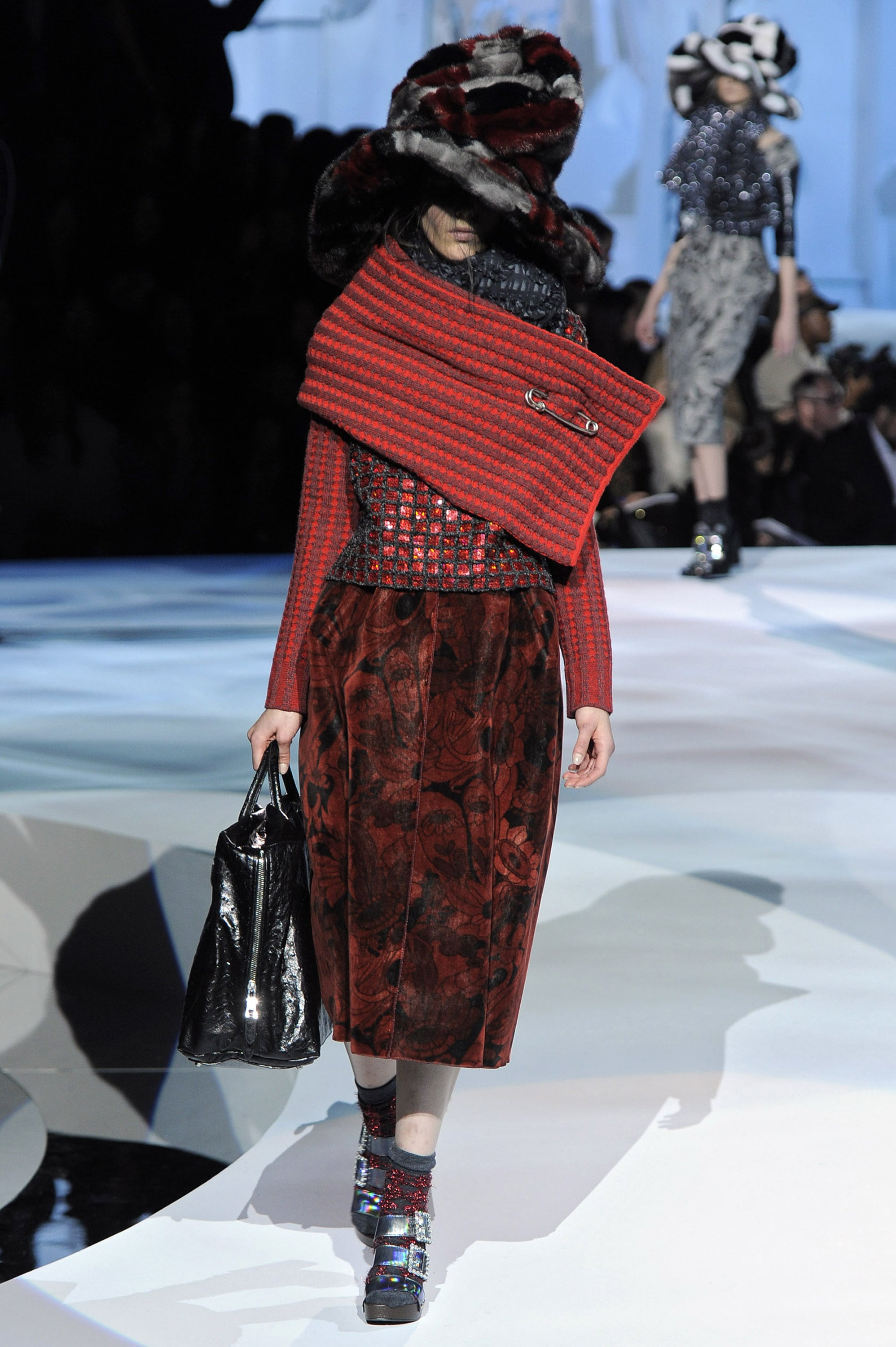 Fashion Shopping Style Marc Jacobs Fall 2012 Popsugar Fashion Photo 19