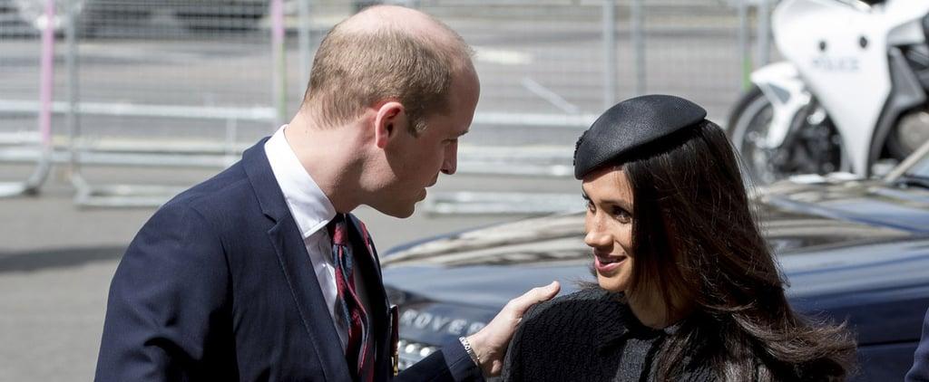 Meghan Markle's Christmas Gag Gift For Prince William