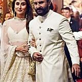 Kareena Kapoor Also Matched With Husband Saif Ali Khan