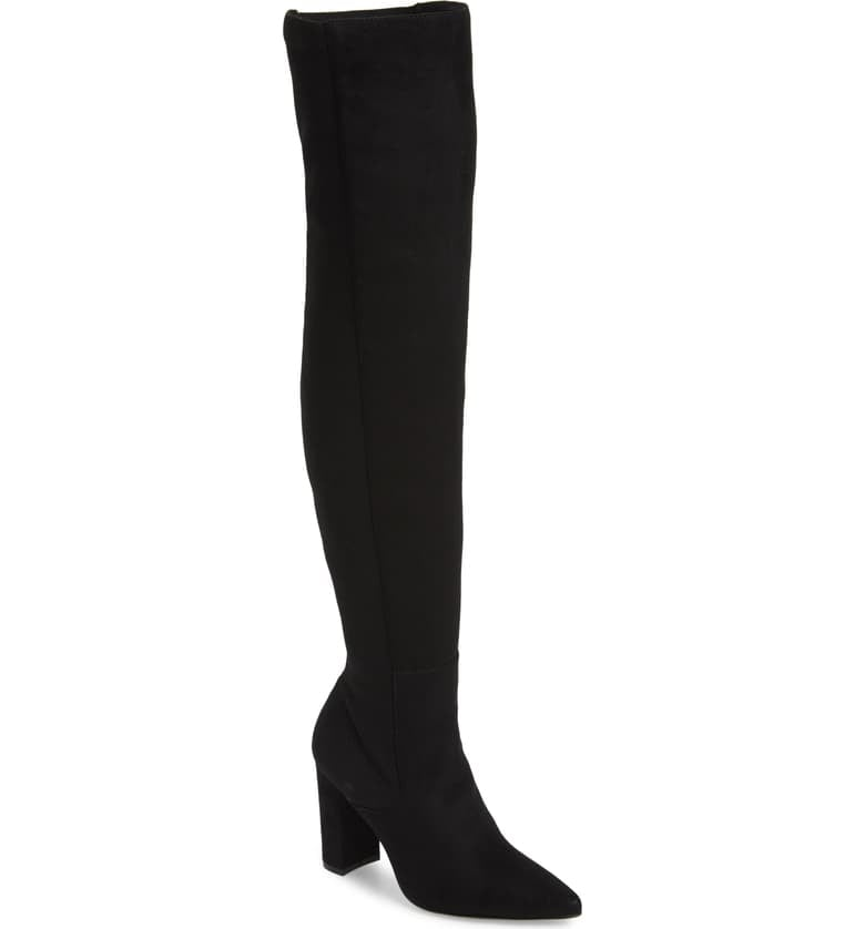 Steve Madden Everly Over the Knee Boots