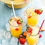 Fruit Punch Mocktail