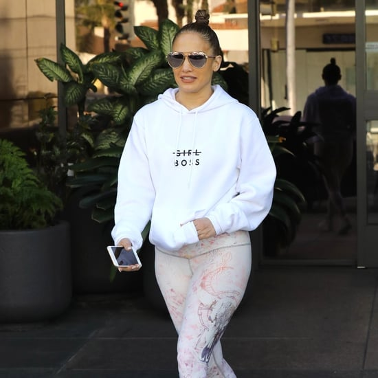 Jennifer Lopez's Girl Boss Sweatshirt
