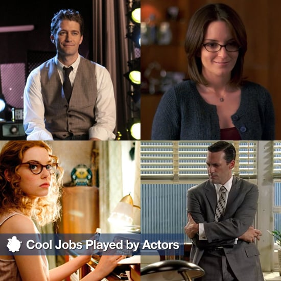 Dream Jobs in the Movies and on TV