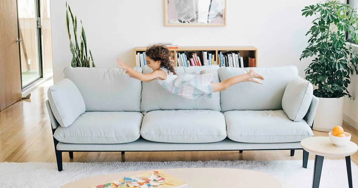 23 Extraplush and Cozy Couches That You'll Never Want to Get Up From