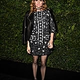 Diane Kruger at the 2016 Charles Finch and Chanel Pre-Oscar Dinner