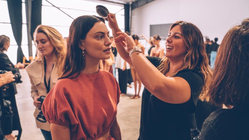 Beauty Looks From the Australian Fashion Week Runway 2019